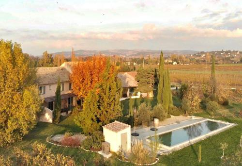 cypresdesvignes-drome-provence-holiday-cottage-13
