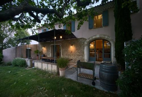 cypresdesvignes-drome-provence-holiday-cottage-4