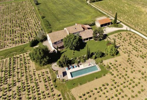 cypresdesvignes-drome-provence-holiday-cottage-9